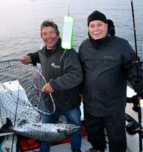 Booking with us will get you fish!